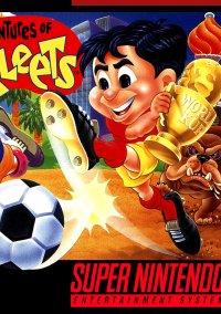 Обложка The Adventures of Kid Kleets