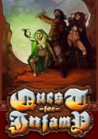 Обложка Quest for Infamy