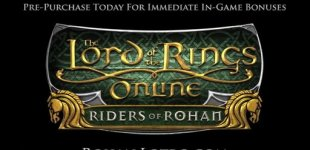 The Lord of the Rings Online: Riders of Rohan. Видео #2