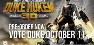 Duke Nukem 3D: 20th Anniversary World Tour. Тизер-трейлер