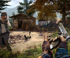 Сюжет Far Cry 4 мог развернуться в России