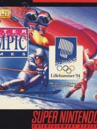 Обложка Winter Olympic Games - Lillehammer '94