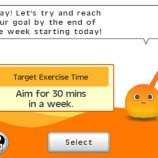 Скриншот ExerBeat