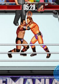 Обложка WWE WrestleFest