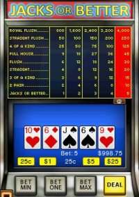 1st Class Poker & BlackJack – фото обложки игры