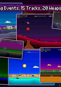 Обложка Pixel Boat Rush