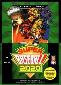 Обложка Super Baseball 2020