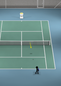 Обложка Stickman Tennis 2015