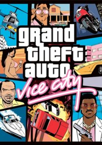 Обложка Grand Theft Auto: Vice City
