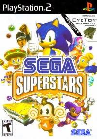 Обложка Sega Superstars