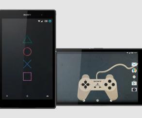 Новая тема для смартфонов Xperia напомнит о легендарной PlayStation 1