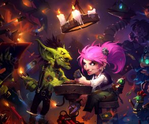 10-20 лет на Hearthstone: Blizzard тестирует карточный кооператив