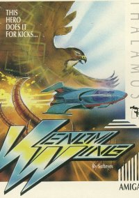 Обложка Venom Wing