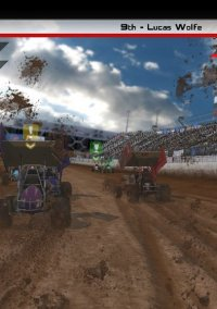 Обложка World of Outlaws: Sprint Cars (2010)