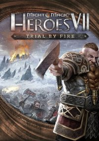 Обложка Might and Magic: Heroes VII – Trial by Fire