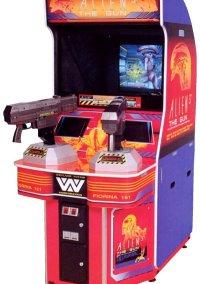 Обложка Alien 3: The Gun