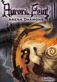 Обложка Aurora Feint 2: Arena Daemons