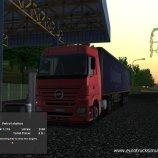 Скриншот С грузом по Европе
