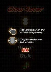 Обложка Glow Racer Lite: Tilt Racing
