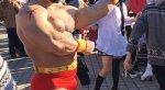 Японский фанат Зангиева из Street Fighter не боится мороза - Изображение 2