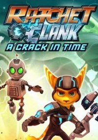 Обложка Ratchet and Clank Future: A Crack in Time