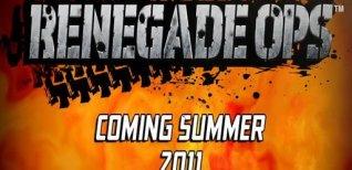 Renegade Ops. Видео #2
