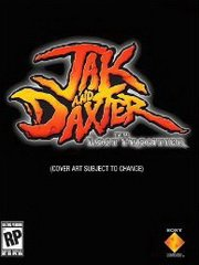 Обложка Jak and Daxter: The Lost Frontier