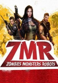 Обложка Zombies Monsters Robots
