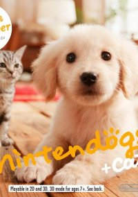 Обложка Nintendogs + Cats: Golden Retriever & New Friends