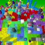 Скриншот Cube & Star: An Arbitrary Love – Изображение 18
