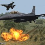Скриншот F-16 Fighting Falcon – Изображение 1