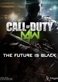 Обложка Call of Duty: Modern Warfare 4