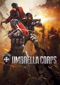 Обложка Umbrella Corps