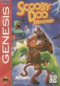 Обложка Scooby-Doo Mystery