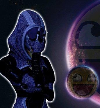 Закат Mass Effect 2