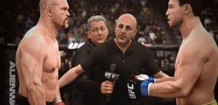 EA Sports UFC. Видео #4