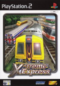 Обложка X-Treme Express: World Grand Prix