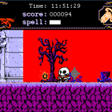 Скриншот Goth Adventure