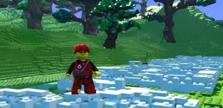 LEGO Worlds. Трейлер Steam Early Access
