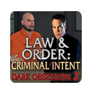 Обложка Law & Order Criminal Intent 2 - Dark Obsession