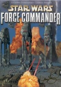 Обложка Star Wars: Force Commander
