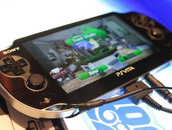 PS Vita: No Gaemz?