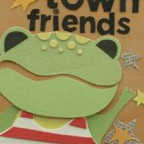 Скриншот Paper Town Friends