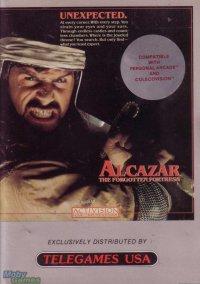 Alcazar: The Forgotten Fortress – фото обложки игры