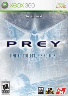 Prey: Limited Collector's Edition