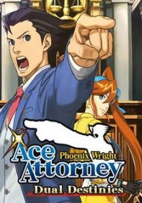 Обложка Phoenix Wright: Ace Attorney - Dual Destinies
