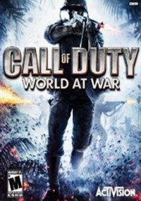 Обложка Call of Duty: World at War