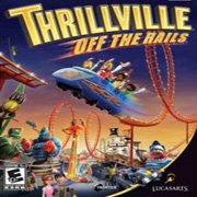 Обложка Thrillville: Off the Rails