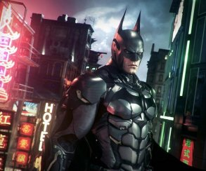 Бэтмен попал в китайский квартал на кадрах из Arkham Knight
