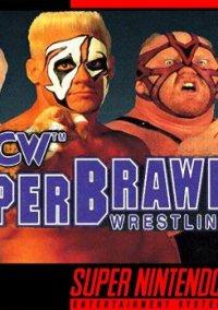 Обложка WCW Super Brawl Wrestling